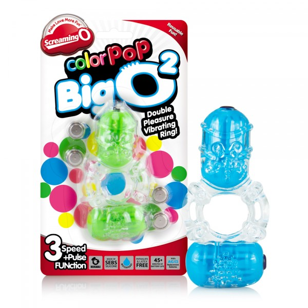 Color Pop Neon Colors Big O2 6pc