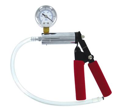 Deluxe Metal Pump W/pressure Guage