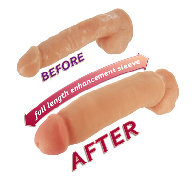 Sex Flesh Fat Jack Enlarger Sleeve