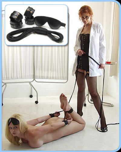 Bondage Basics Restraint Kit
