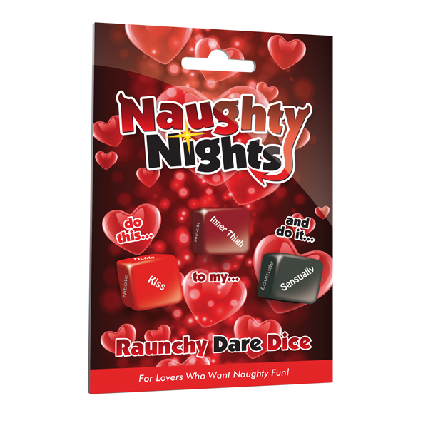Naughty Nights Dice