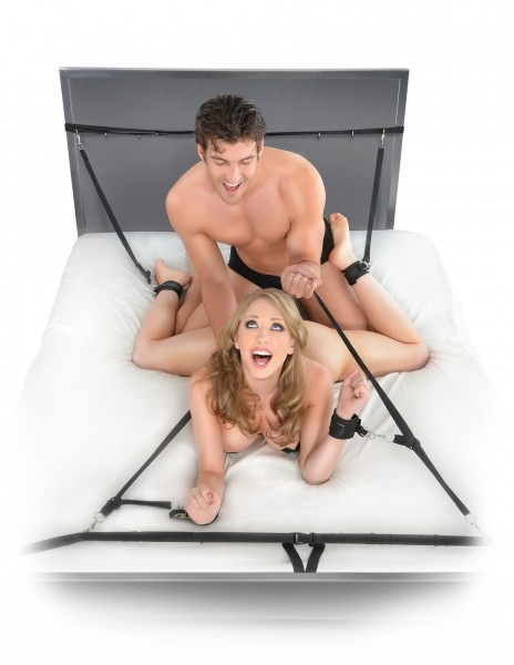 Fetish Fantasy Bed Restraint System
