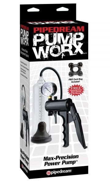 Pump Worx Max Precision Power
