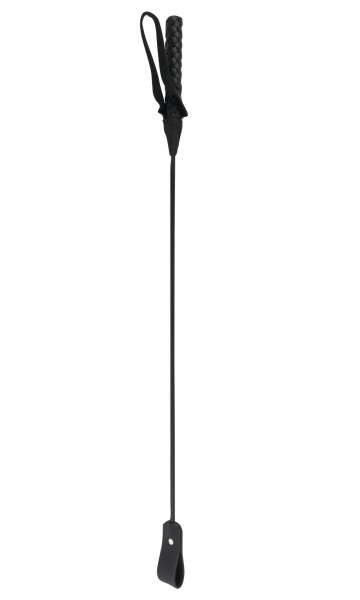 Fetish Fantasy Leather Riding Crop
