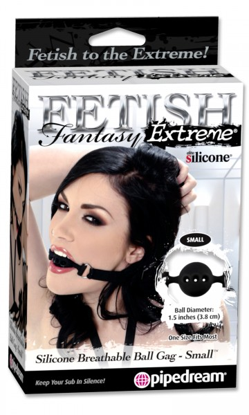 Fetish Fantasy Breathable Ball Gag Small