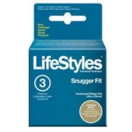 Lifestyles Snugger Fit 3pk
