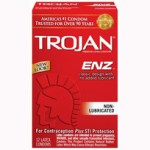 Trojan Enz Non-lubricated 12 Pack
