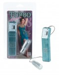 Turbo 8 Single Bullet W/ Sleeve- Teal