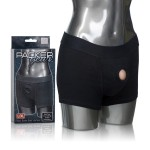 Packer Gear Black Boxer Harness L/xl