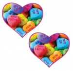 Pastease Valentine's Candy Hearts