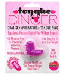 Tongue Dinger Purple