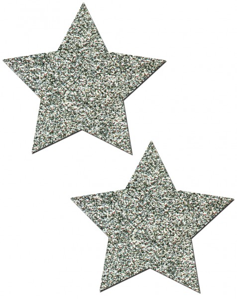 Pastease Rockstar Silver