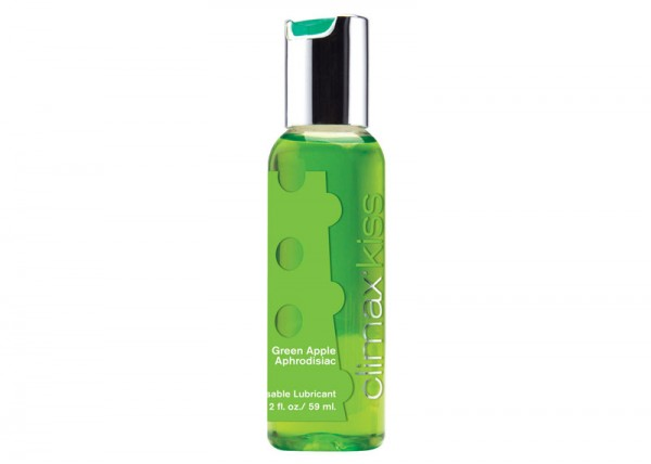 Climax Kiss 2 Oz Green Apple