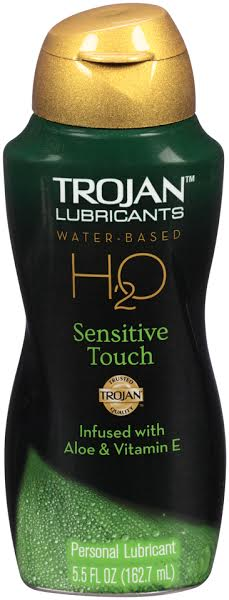 Trojan H2o Sensitive Touch 5.5 Oz