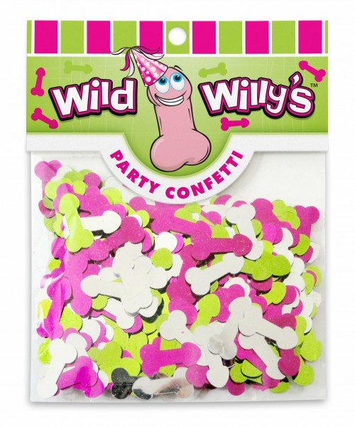 Wild Willy's Confetti